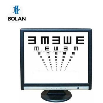 Chinese LCD chart projector LCD-190