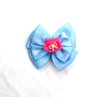 Yiwu hair bow ribbon alligator clips for hair bows