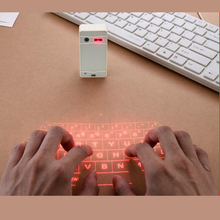 High quality manufacture virtual wireless bluetooth keyboard