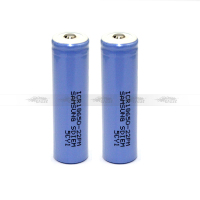 High quality original ICR18650-22PM li-ion batterywith button top --1pcs