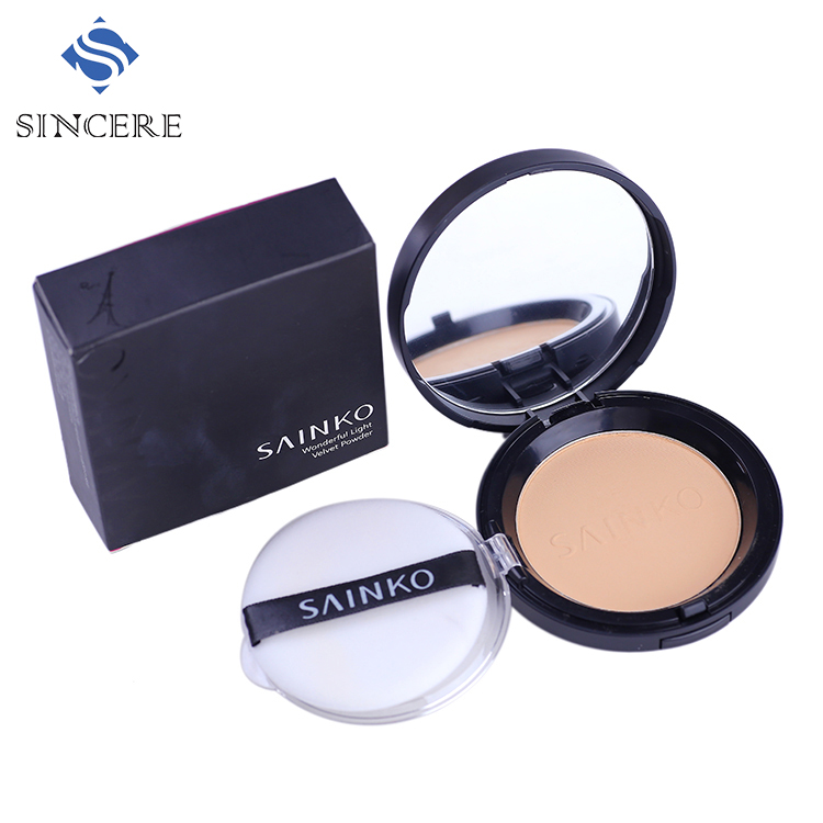 Concealer cosmetic compact <strong>face</strong> powder for women pro makeup foundation