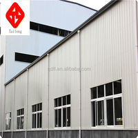 low cost light frame steel construction factory building