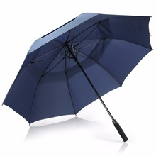 2017 promotion with logo golf semi-sex cool umbrellas for sale