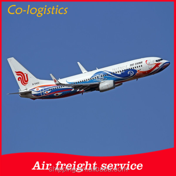 Reliable china to global countries cheap air freight rates for hard drive 64 tb from China ---Apple