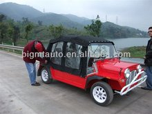 China Mini Moke Used Electric Convertible Cars for Sale
