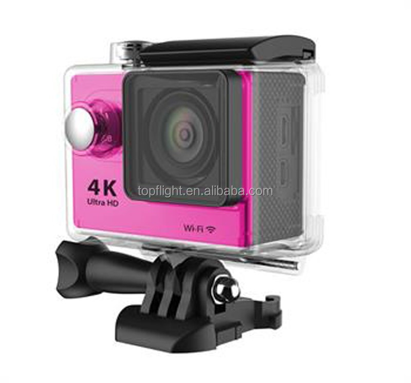 New 4K Ultra HD 1080P WiFi Waterproof Hiking Skating Surfing Outdoor Action Camera Sports DV Video Camcorder
