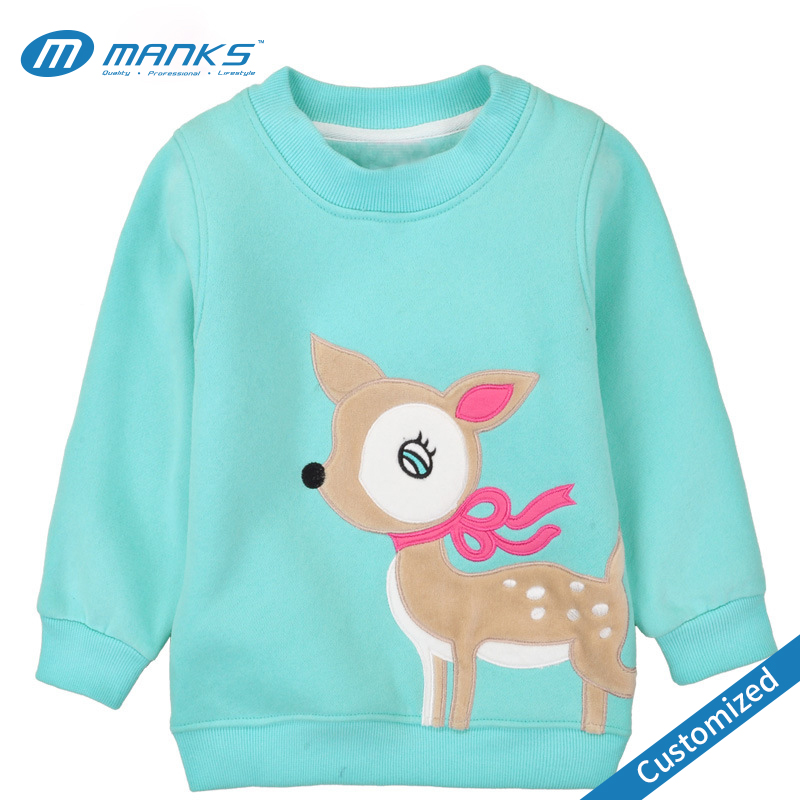 Custom Cheap Pullover Girls Stylish China Manufacture Printed Hoodie