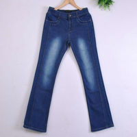 2013 new style fashion bell-bottom women jeans