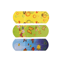 exquisite cartoon washproof adhesive band aid, printed band aids