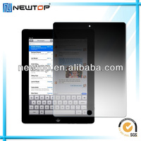 Manufacturer privacy screen protector for tablet PC