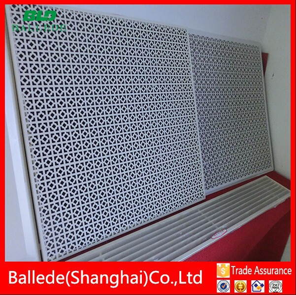hot sale decorative air vent screen in ceiling for hvac system