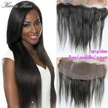 2015 New Products Brazilian Remy Hair Top Closure Ear To Ear 13*4 Cheap Lace Front Closure Piece