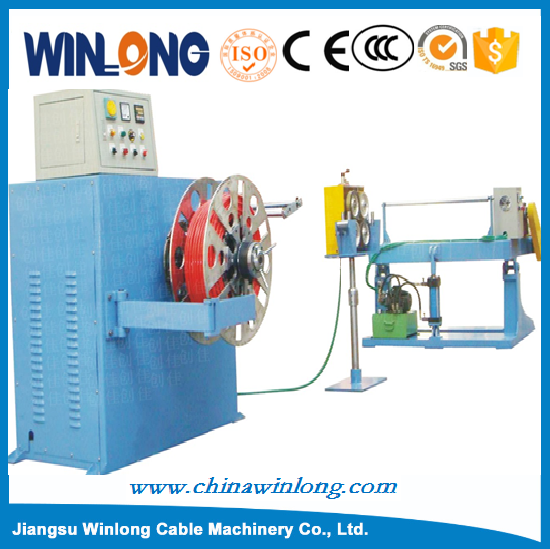 Hot Seller Wire Coil Winding Machine/Cable Rolling Machine/Wire Coiling Machine