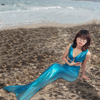 Hot Sexi Photo Image Mermaid Tail For Swimming Swimwear For girls