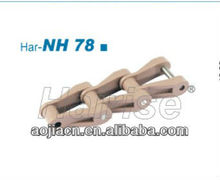 Model Number NH78 conveying plastic flexible chains