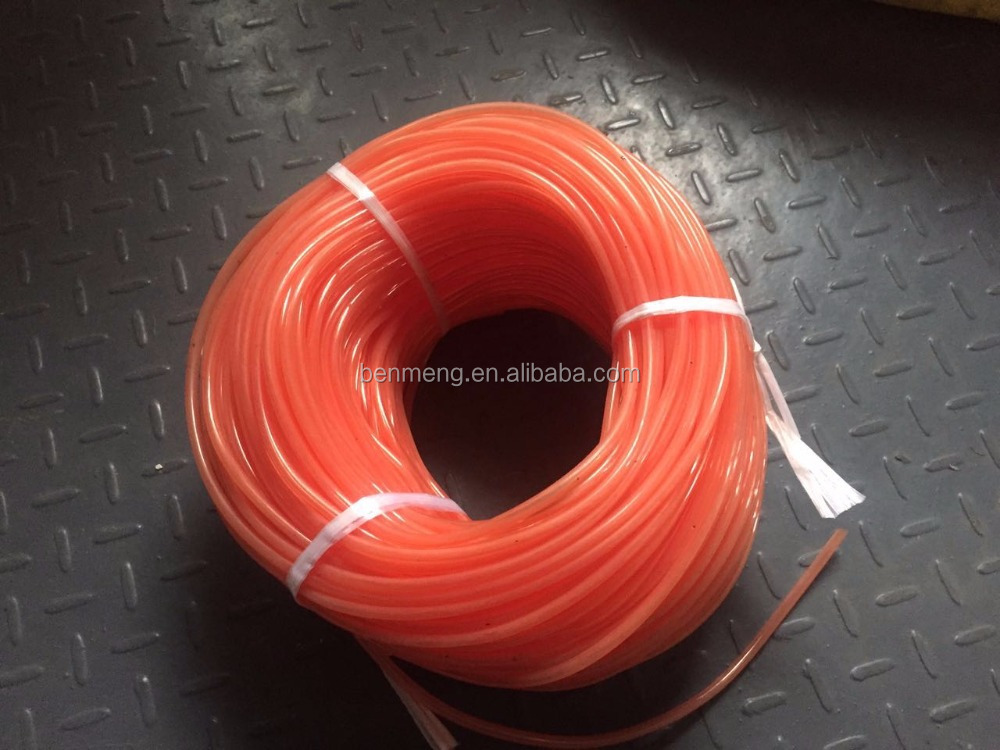 Petrol Fuel Gas Line Pipe Hose Tubing For Trimmer Chainsaw Blower Size Vary