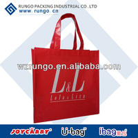 Boutique shopping bags for clothes packing, retail shopping bags
