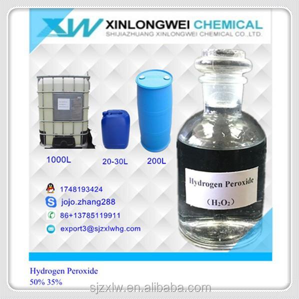 Food Grade Hydrogen Peroxide Price / Hydrogen Per Oxide 50% 35%
