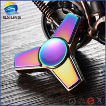 2017 Tope selling tri hand spinner toys high quality spinner toy with factory price