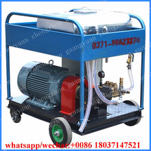 22kw elctric 500bar 7000psi heavy dirt pipe sewer drain cleaning high pressure water jet cleaner