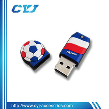 Hot sale silicone 2014 world cup products, bulk 2gb usb flash drives, world cup brazil 2014 for pendrive accept paypal