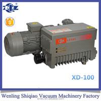 XD-100 Busch vacuum pump high-power solar water pump system for ABS plastics