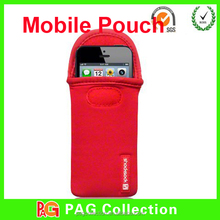 Hot Selling neoprene Cell Phone Bags Pouches