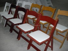 Hot Sale and High Quality Banquet/Wedding/Hotel/Outdoor Wood Folding Chairs