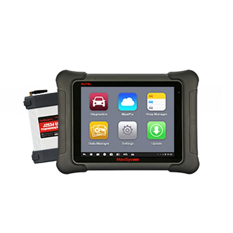 New Arrival AUTEL Maxisys Elite Support J2534 ECU Preprogramming Update From MS908P MS908 PRO Free Update