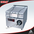 Restaurant Commercial Kitchen Equipment Gas Tilting Boiler And Cooker(INEO are professional on kitchen project)