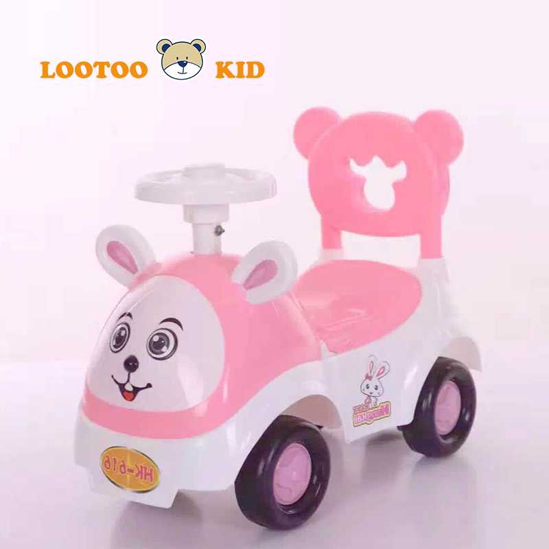 China factory wholesale cheap price newest model plastic kids toy r/c ride on car