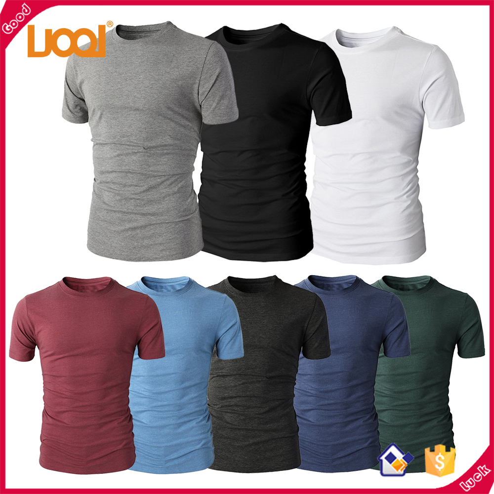 High Quality Custom Jersey Elastane Pro Club Blank Plain Sports T Shirt