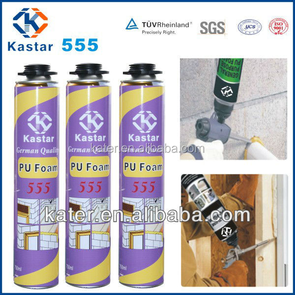 Assessed Supplier waterproof spray pu foam for packaging purpose