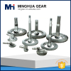 sprial bevel gears for transmission gearbox