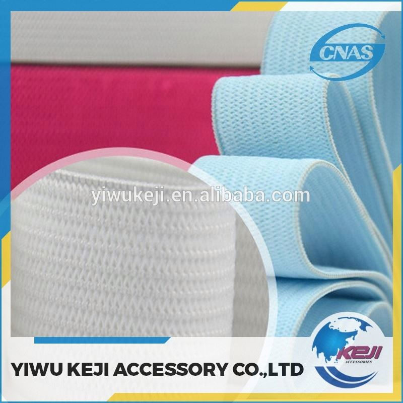 "2016 Factory selling 4"" wide elastic band"