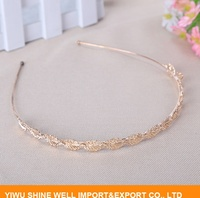 special design pearl crystal girls hair accessories from China