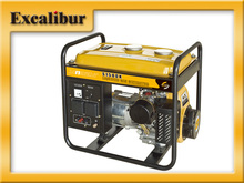 portable kerosene generator with robin ey20k engine