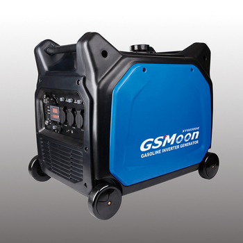 Powerful gasoline 5000w homeuse inverter generator