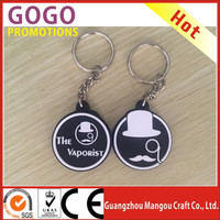 Free Artwork design customized 2D/3D soft pvc key holders, Most Popular Promotional Soft PVC Key Holder/soft pvc keychain