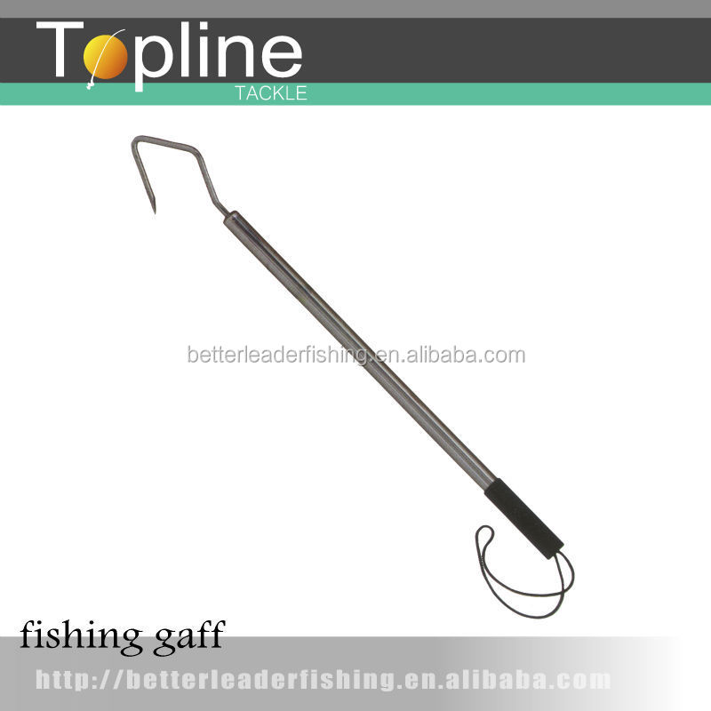 cheap Stainless steel fishing gaff for fish hunting tool made in china