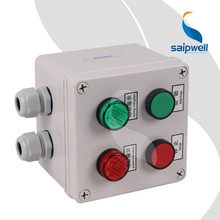 SAIP/SAIPWELL Customized IP66 Waterproof Pushbutton Control Box