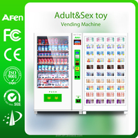 Coil Vending Machine for DVD and Newspaper