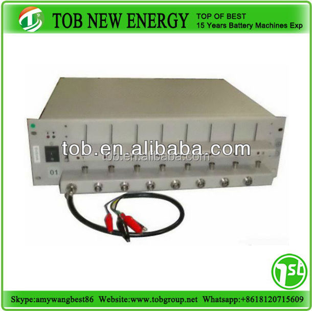 battery load tester for li-ion bttery making machine
