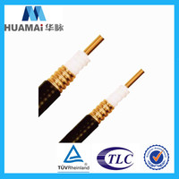 HM-1998-06 RF Coaxial feeder cable,7 8 feeder cable supplier, 7/8 rf feeder cable factory