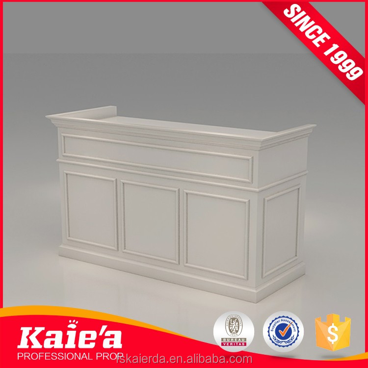 2017 design retail store cashier counter furniture