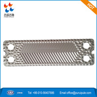 High quality plate heat exchanger spare parts with best price,Alfa Laval M30 Stainless steel sheet and epdm gasket replacement