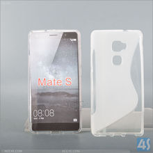 New s line tpu soft Gel skin cover Case For Huawei Ascend Mate S