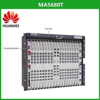Huawei MA5680T GPON OLT with a Maximum of 1024 POTS Ports