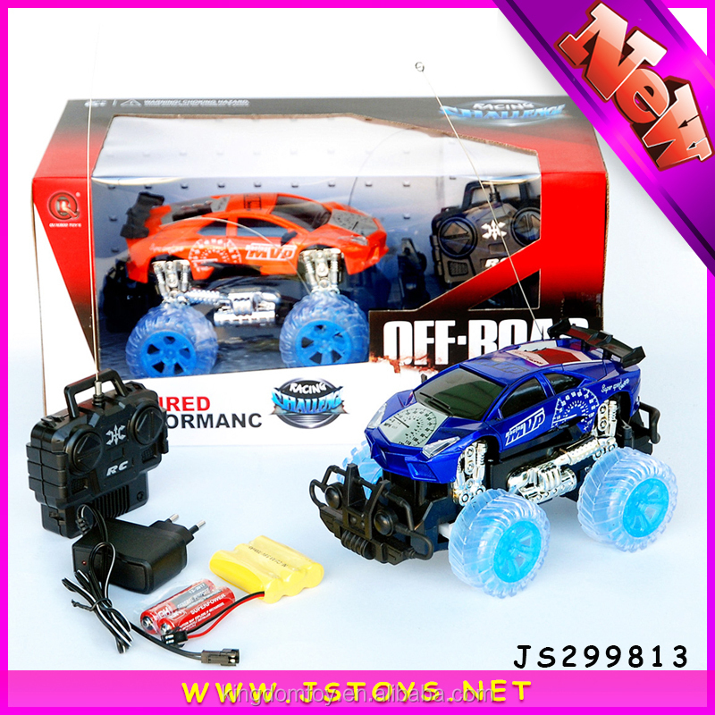 big wheels rc car