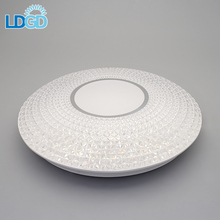 2 years warranty ultra slim surface mounted ceiling round led panel light 24W